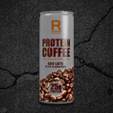 Protein Coffee is the latest innovation from Reflex Nutrition which is the perfect combination of real Arabica Coffee and the finest milk protein in a can.