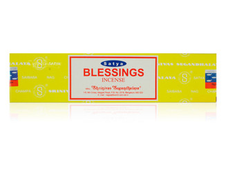 Satya Blessings Incense, 40 grams