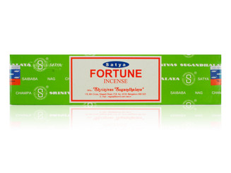 Satya Fortune Incense, 40 grams