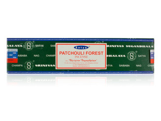 Satya Patchouli Incense, 40 grams