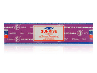 Satya Sunrise Incense, 40 grams