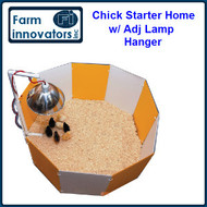 Baby Chick, quail, goose, duck Starter Home
