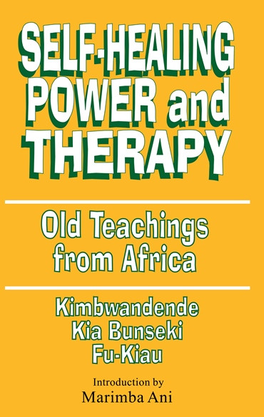 Front cover: Self-Healing Power and Therapy