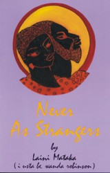 Front cover: Never As Strangers