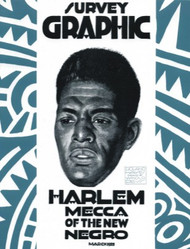 Survey Graphic (March 1925), Harlem Mecca of the New Negro - Ed. Alain Locke
