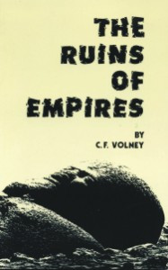 Front cover: The Ruins of Empires
