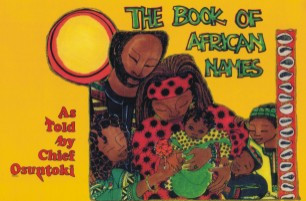 Front cover: The Book of African Names