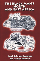 Front cover: The Black Man's North and East Africa