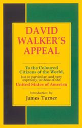 David Walker's Appeal - David Walker