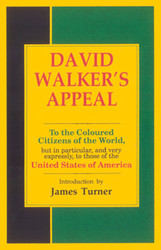 Front cover: David Walker's Appeal