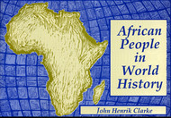 Front cover: African People in World History