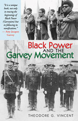 E-book: Black Power and the Garvey Movement-Theodore G. Vincent