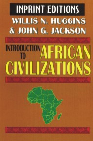 Front cover: Introduction to African Civilizations, with Main Currents in Ethiopian History
