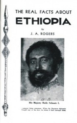 Front cover: The Real Facts About Ethiopia