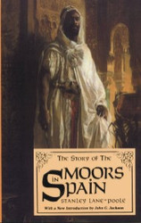 Front cover: The Story of Moors in Spain