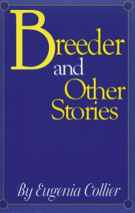 Front cover: Breeder and Other Stories