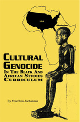 Half Price Cultural Genocide in the Black and African Studies Curriculum - Yosef ben-Jochannan