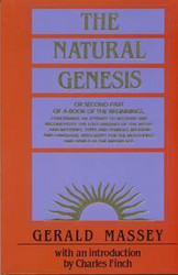 Half Price The Natural Genesis- Gerald Massey