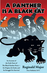 Half Price A Panther is a Black Cat - Reginald Major
