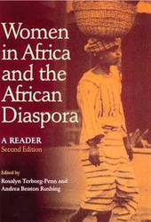 Front cover: Women in Africa and the African Diaspora