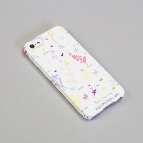Wildflowers of Kew Gardens - iPhone & Samsung cases
