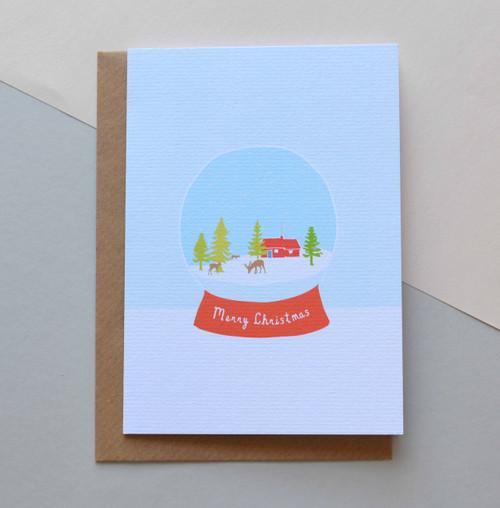 'Winter Wonderland' A6 Christmas Card