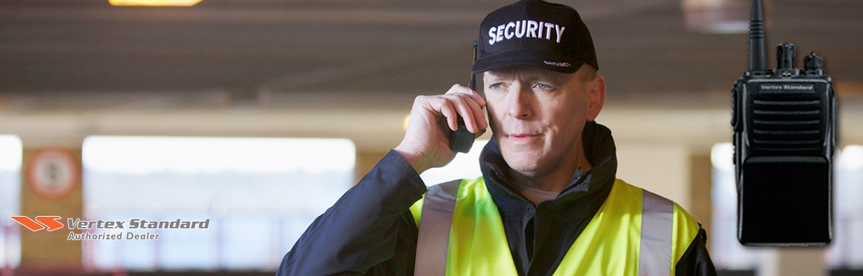 two way radios keep people safe