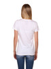 Womens t-shirt - White - Boyfriend Tee - Supima® Cotton