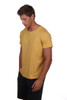 Mens Yellow Supima - Comfortable