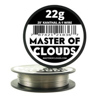 25 ft - 22 Gauge Kanthal A1 Round Wire