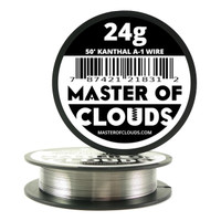 50 ft - 24 Gauge Kanthal A1 Round Wire