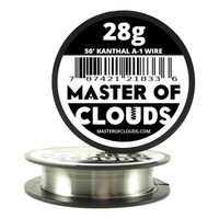 50 ft - 28 Gauge Kanthal A1 Round Wire