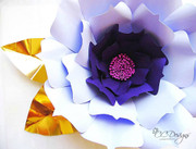 Juliette Style Giant Paper Flower