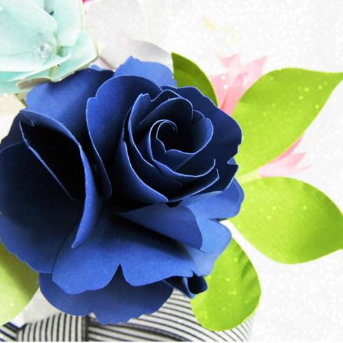 Ruby rose design.