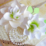 Lily Style Flower Templates