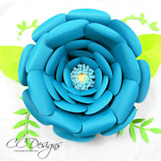 Sarah Style Giant Flower Templates