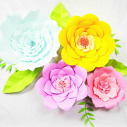 Arielle, Everly, Jasmine and Priscilla style flowers.