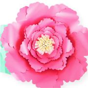 Valerie style paper flower.