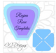 Regina rose template.
