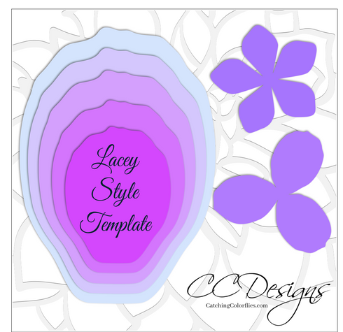 Lacey templates