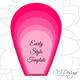 Everly flower template (use for skirt)