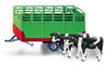 Siku 1:32 Stock Trailer w/ Cows