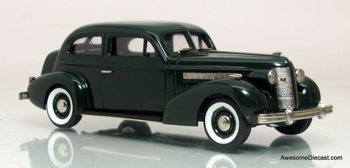 Brooklin models 1 43 1937 buick special 2 door touring for 1937 buick special 2 door