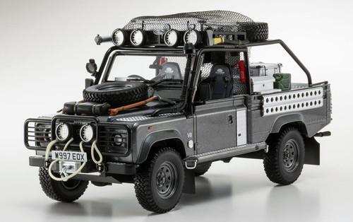 Kyosho 1:18 Land Rover Defender: Tomb Raider Movie Edition