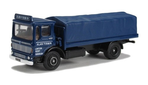 EFE 1:76 AEC Ergomatic Short 2 Axle Flatbed Truck: Alan Firmin