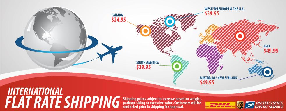 Awesome Diecast International Shipping