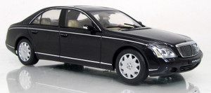AUTOart 1:43 Maybach 57 SWB (Black)