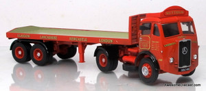 Corgi 1:50 Atkinson Tractor Unit W/ Flat Trailer - Suttons of St Helens