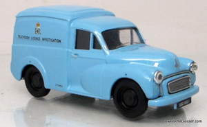 Corgi 1:43 Morris 1000 Van - TV Licensing