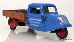 Schuco 1:43 Pace Platform Truck - Kohlenhandel